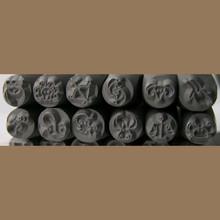 Zodiac Stamp Set