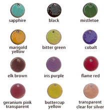 Enamel Color Kit - Jewel Tones