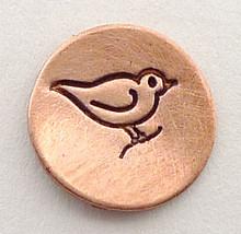 Bird Stamp Sample