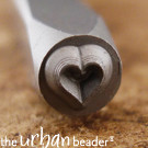 2.5mm Heart Stamp