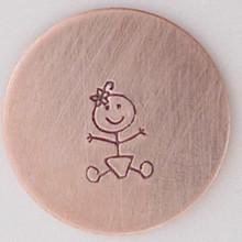 Baby Girl Stick Figure Sample