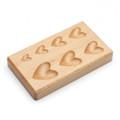 Heart-Shaped Dap Block