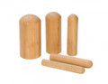 5 Piece Wood Dap Set