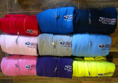 """Zip-Up"" now available in 9 colors!"