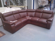 NEW-TREND HARRY LEATHER CORNER GROUP