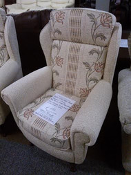 KENDAL HIGH SEAT WING CHAIR