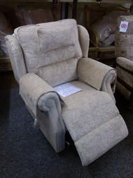 ASCOT POWER RECLINER CHAIR