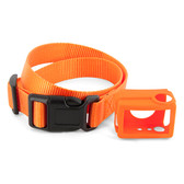 PetSafe Big Dog Spray Bark Control Collar Skin Orange
