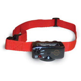 PetSafe Deluxe Dog Bark Control Collar  Red