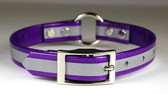 """3/4"""" Sunglo Ring in Center Collar - 18"""" - Reflective"""