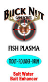 Buck Nut Salt Water Fish Plasma