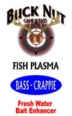 Buck Nut Fresh Water Fish Plasma