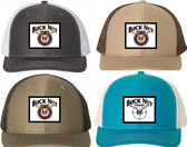 Buck Nut Snap Back Ball Cap