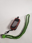 Paracord Neck Lanyard For Garmin Alpha or Astro