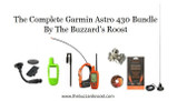 The Complete Garmin Astro 430 T5 Package